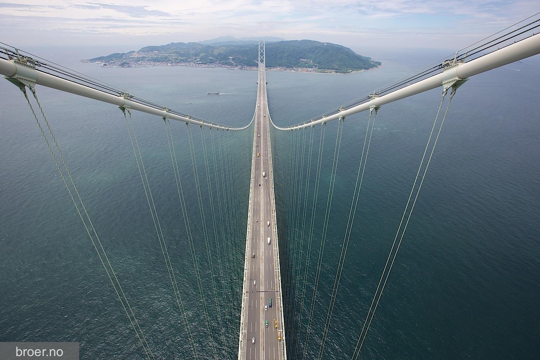photo of Akashi Kaikyō Bridge