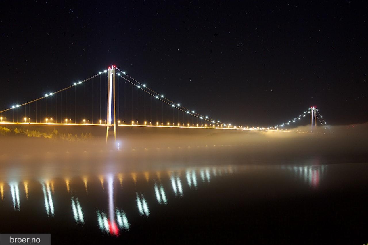 photo of Höga Kusten Bridge