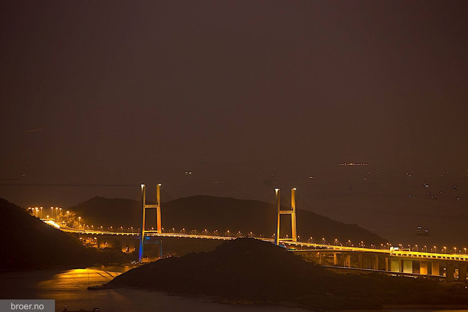 photo of Kap Shui Mun Bridge
