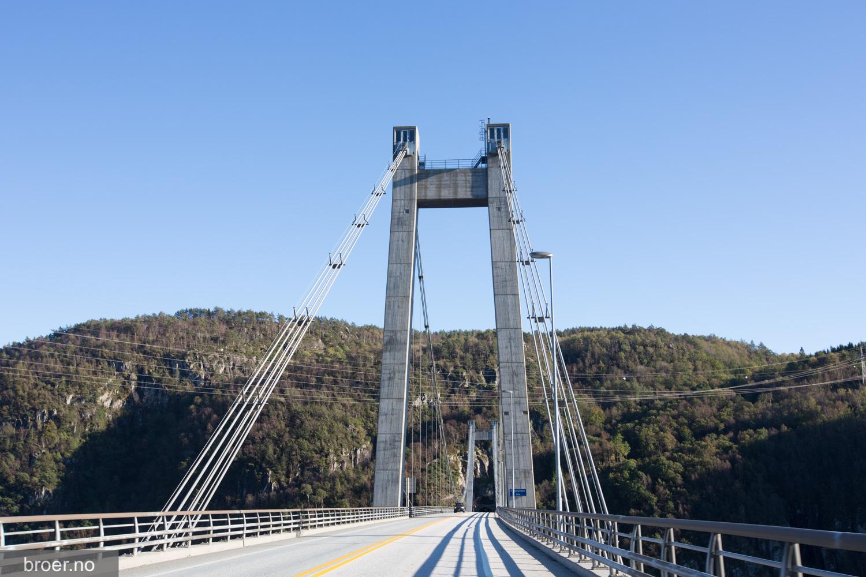 photo of Fedafjord Bridge