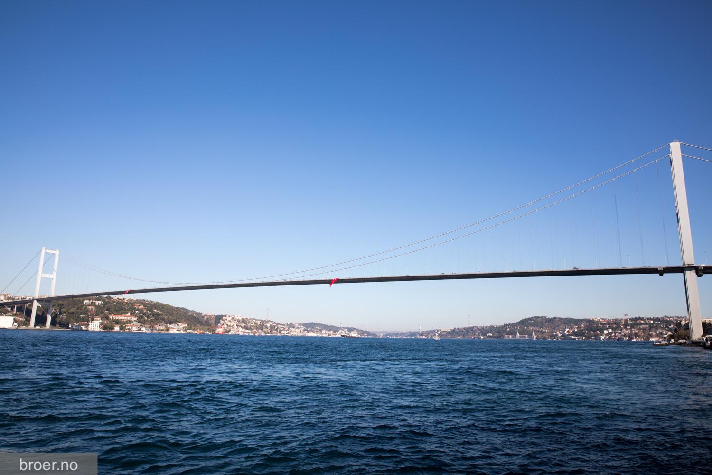photo of Bosphorus Bridge