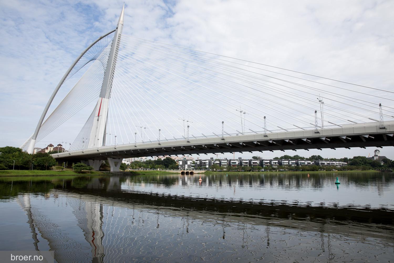 photo of Seri Wawasan Bridge