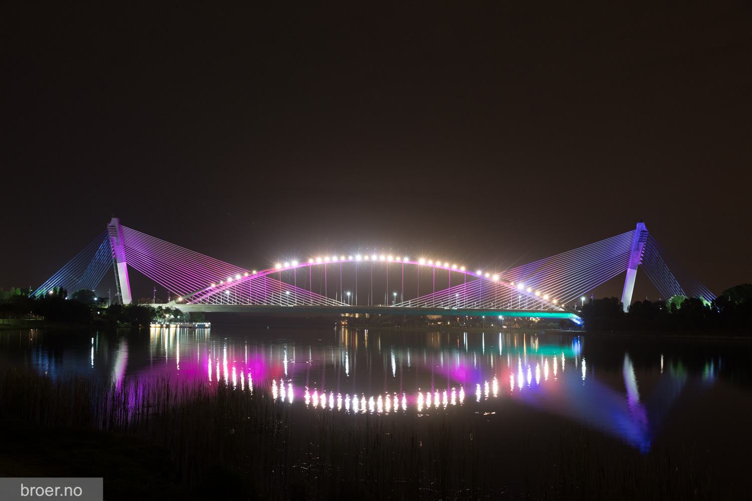 photo of Seri Saujana Bridge