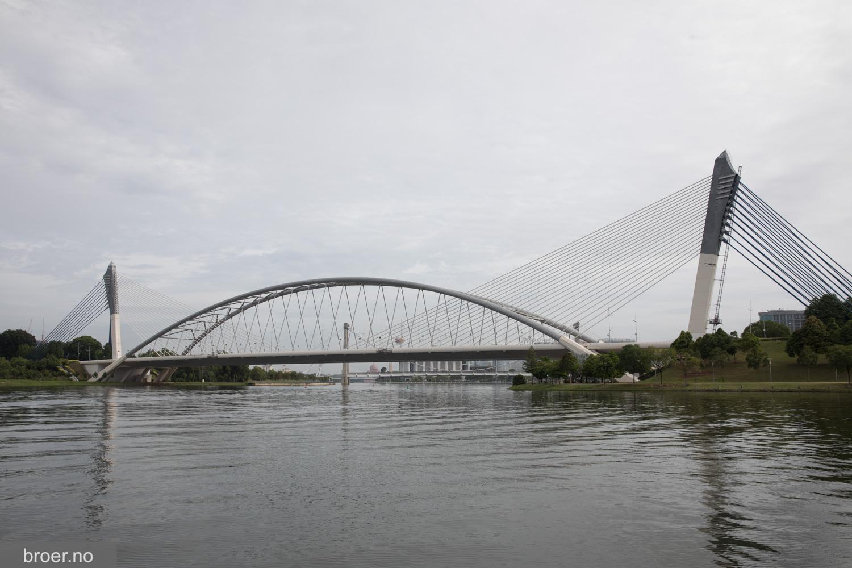 photo of Seri Saujana Bridge