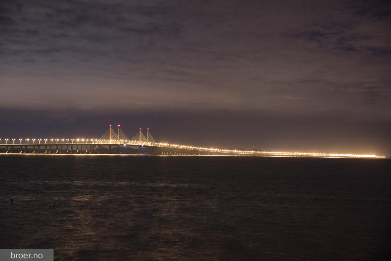 photo of Sultan Abdul Halim Muadzam Shah Bridge