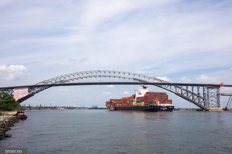 photo of Bayonne Bridge