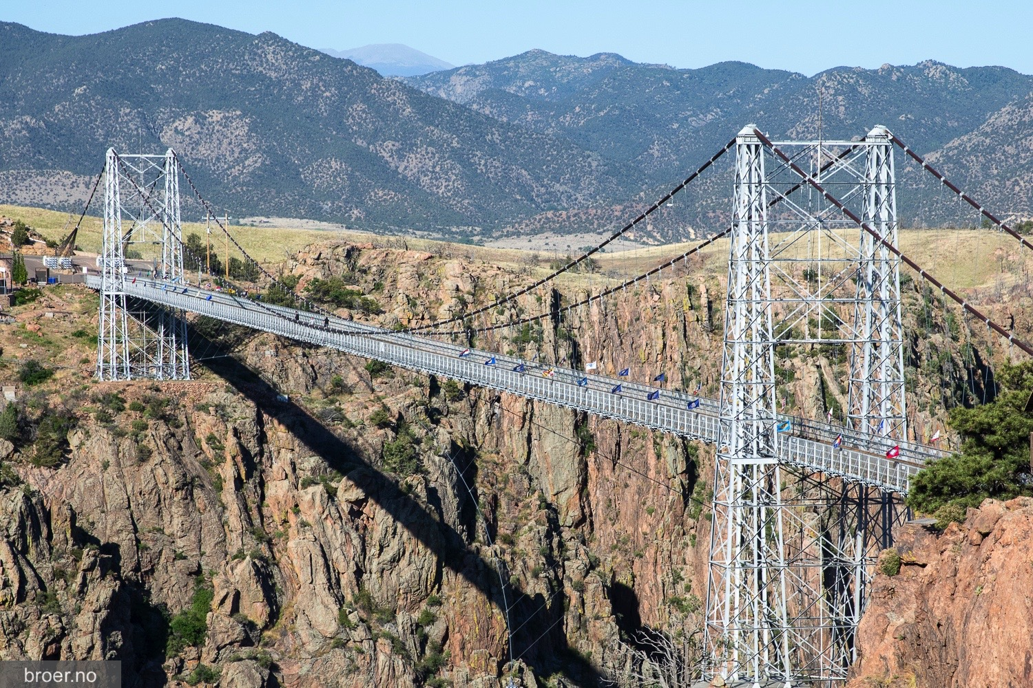 bilde av Royal Gorge Bridge