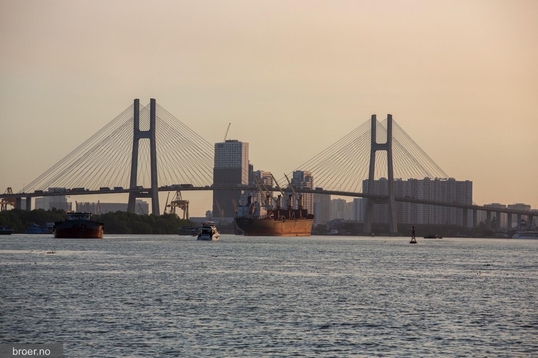 photo of Phu My Bridge