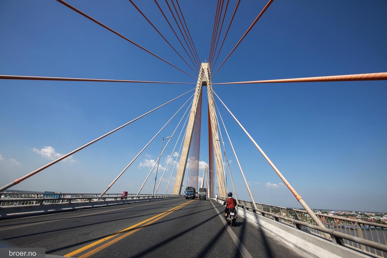photo of Rach Mieu Bridge