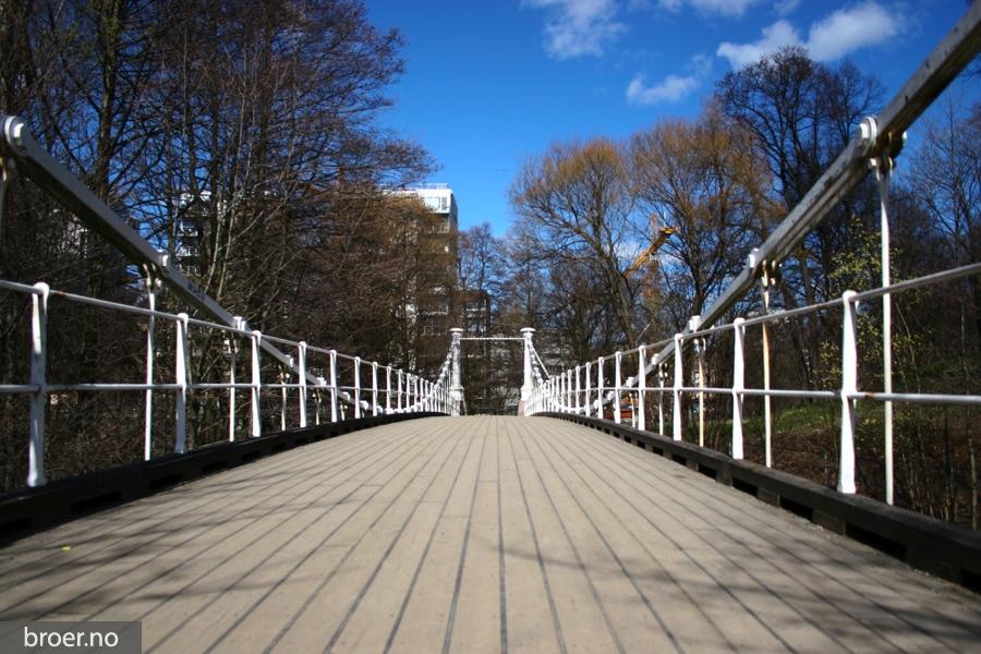 photo of Aamodt bridge