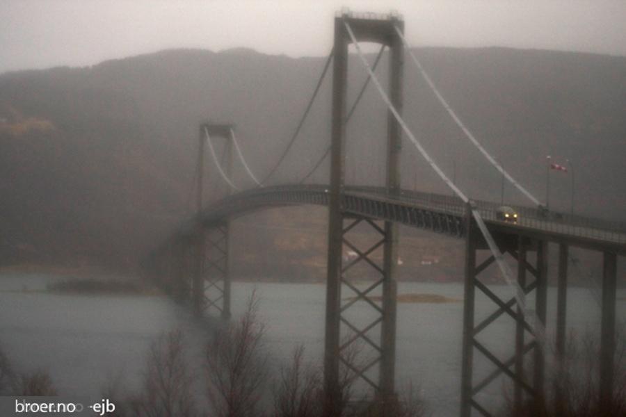 photo of Tjeldsund Bridge