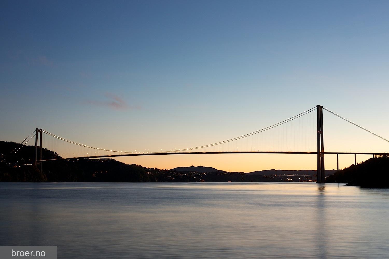 photo of Askøy Bridge