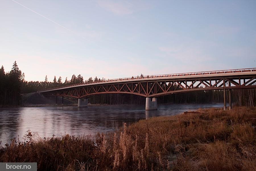 photo of Kjøllsæter Bridge