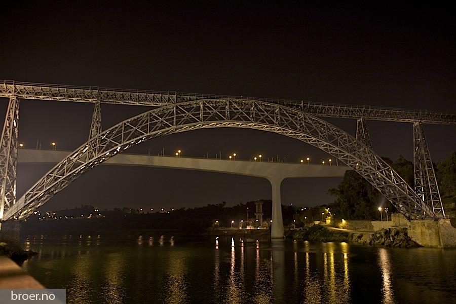 photo of Maria Pia bridge
