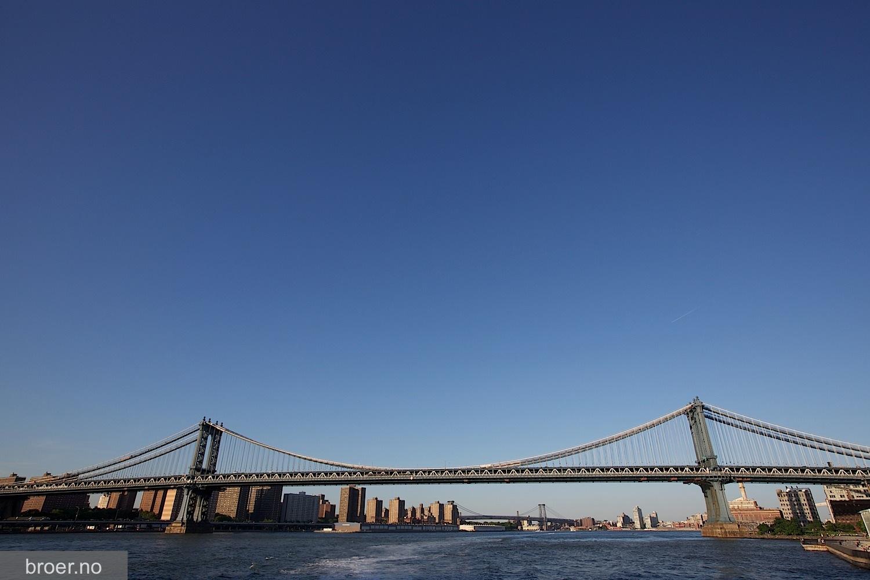 photo of Manhattan Bridge